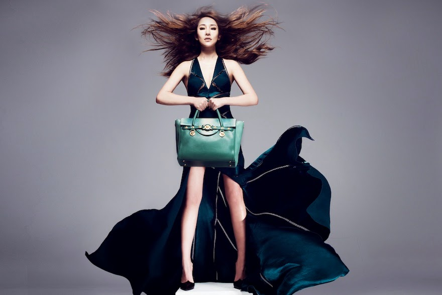 VERSACE for Pacific Place ELVA HSIAO